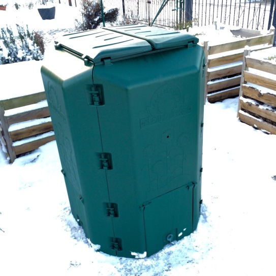Standort Komposter