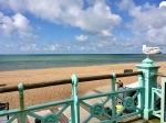 Brighton - Blick auf Ärmelkanal