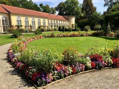 Garten Orangerie