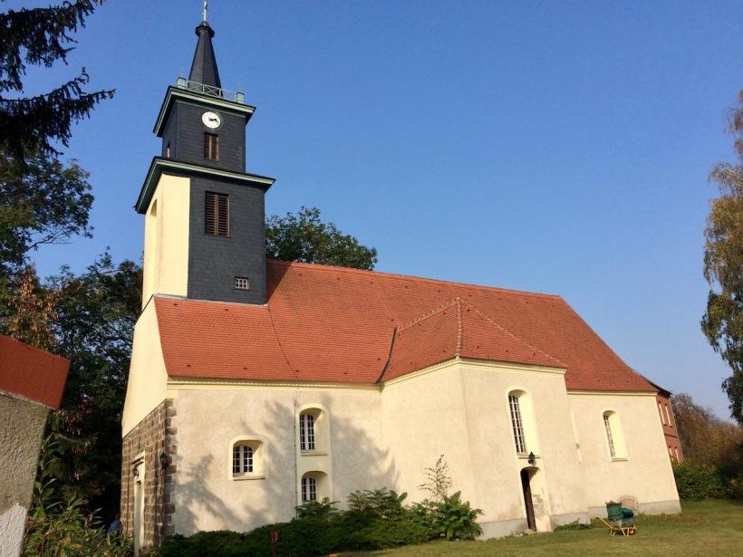 Kirche Dahlwitz